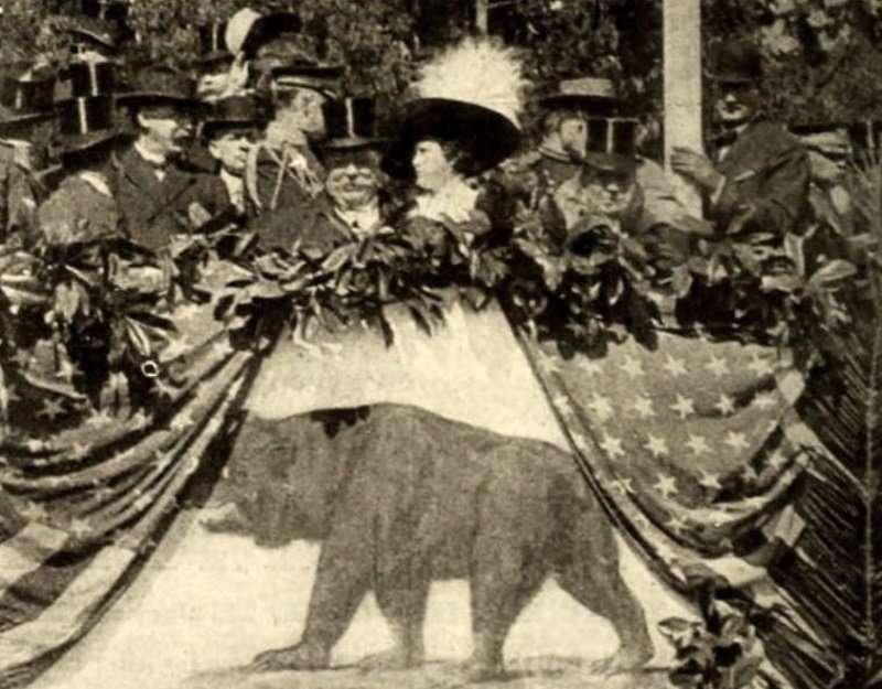 President Taft at San Francisco kapak