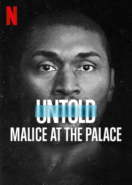 Untold: Malice at the Palace kapak