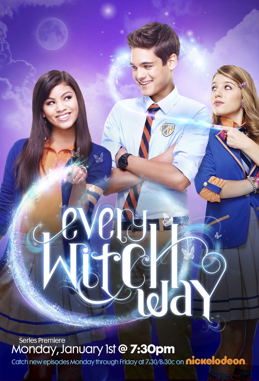 Every Witch Way kapak
