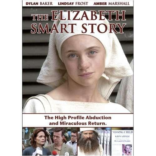 The Elizabeth Smart Story kapak