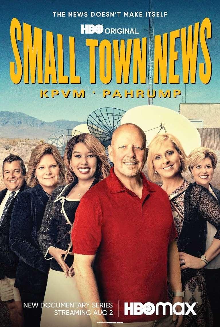 Small Town News: KPVM Pahrump kapak