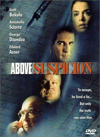 Above Suspicion kapak