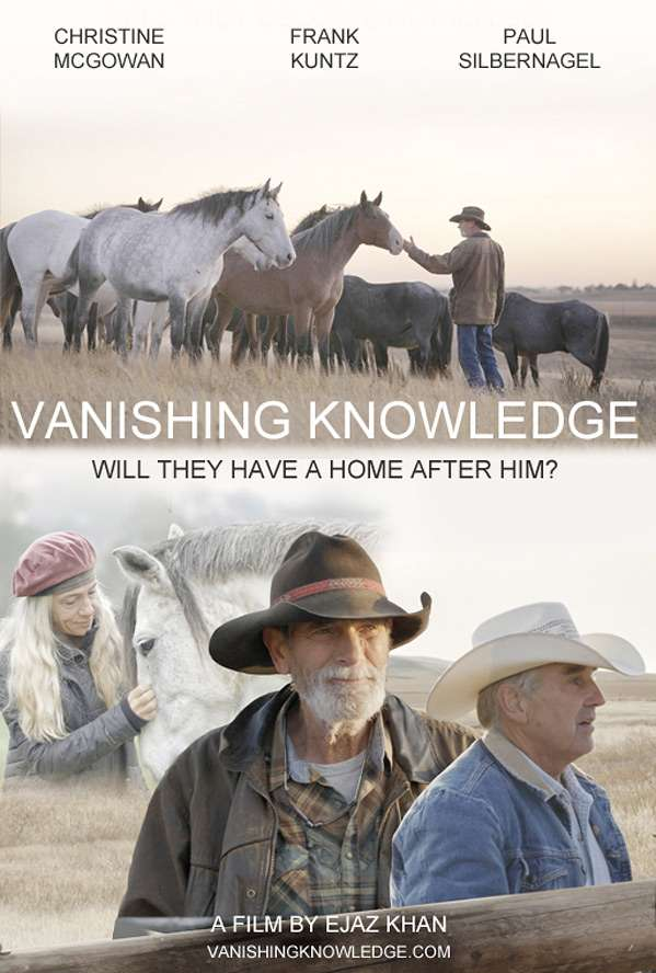 Vanishing Knowledge kapak