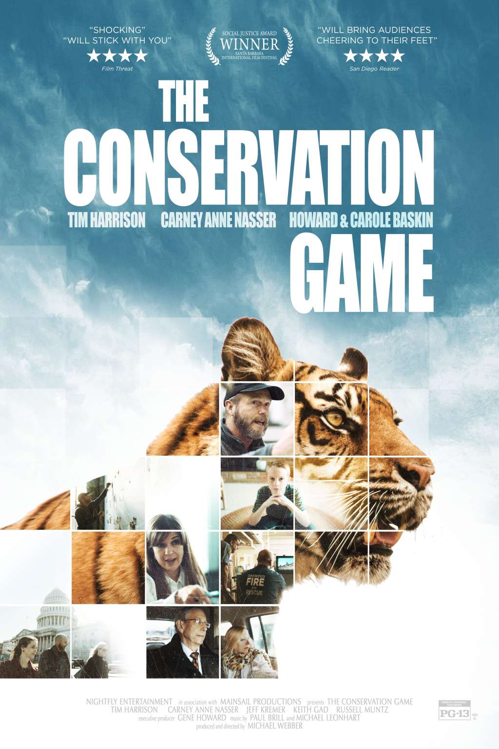 The Conservation Game kapak