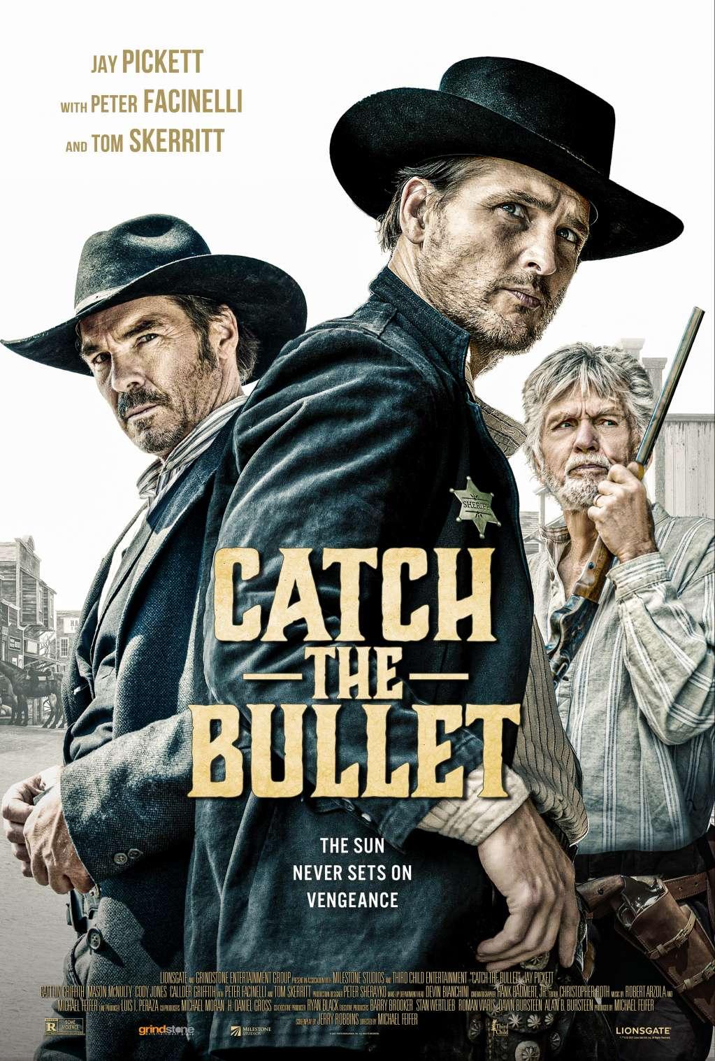 Catch the Bullet kapak