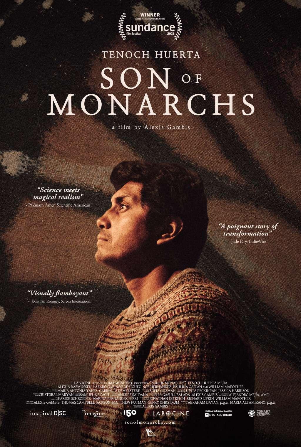 Son of Monarchs kapak