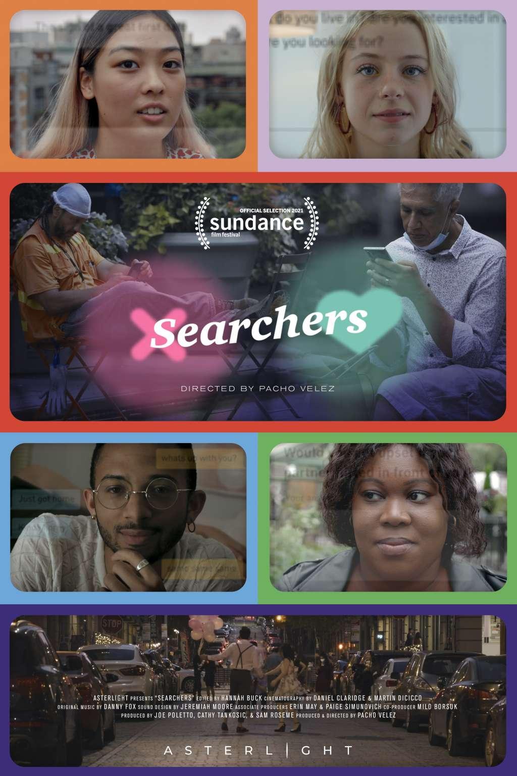 Searchers kapak