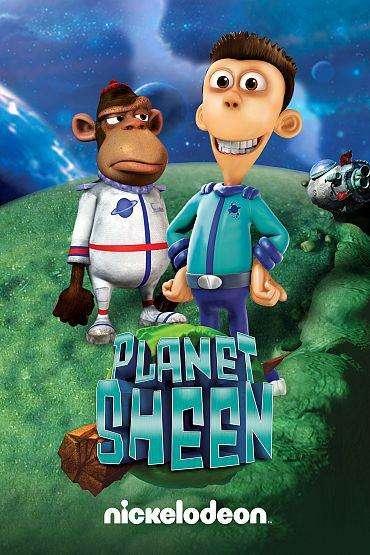 Planet Sheen kapak