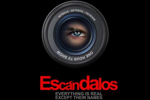Escándalos: Todo es real excepto sus nombres kapak