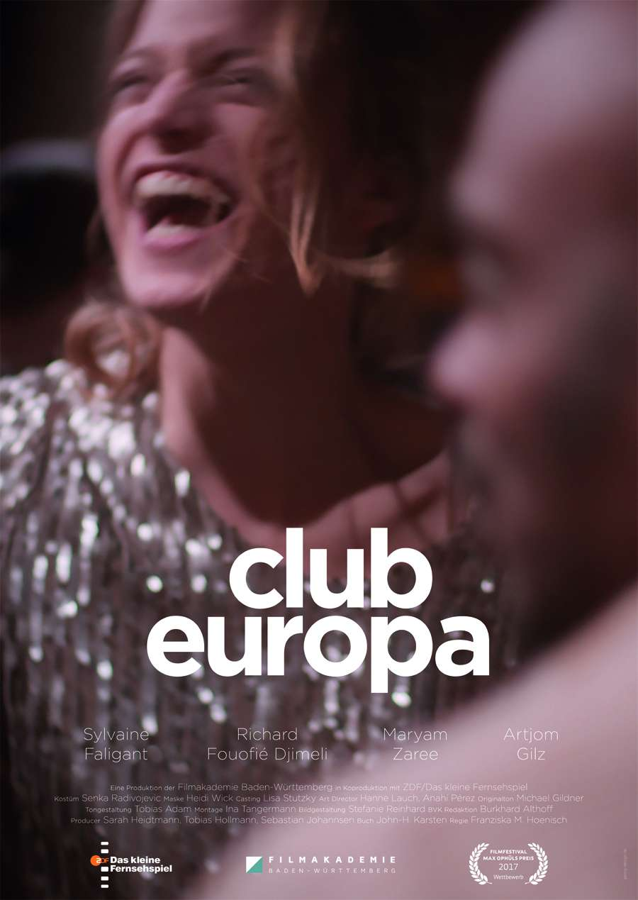 Club Europa kapak