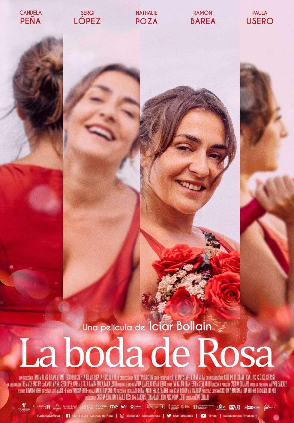 Rosa's Wedding kapak