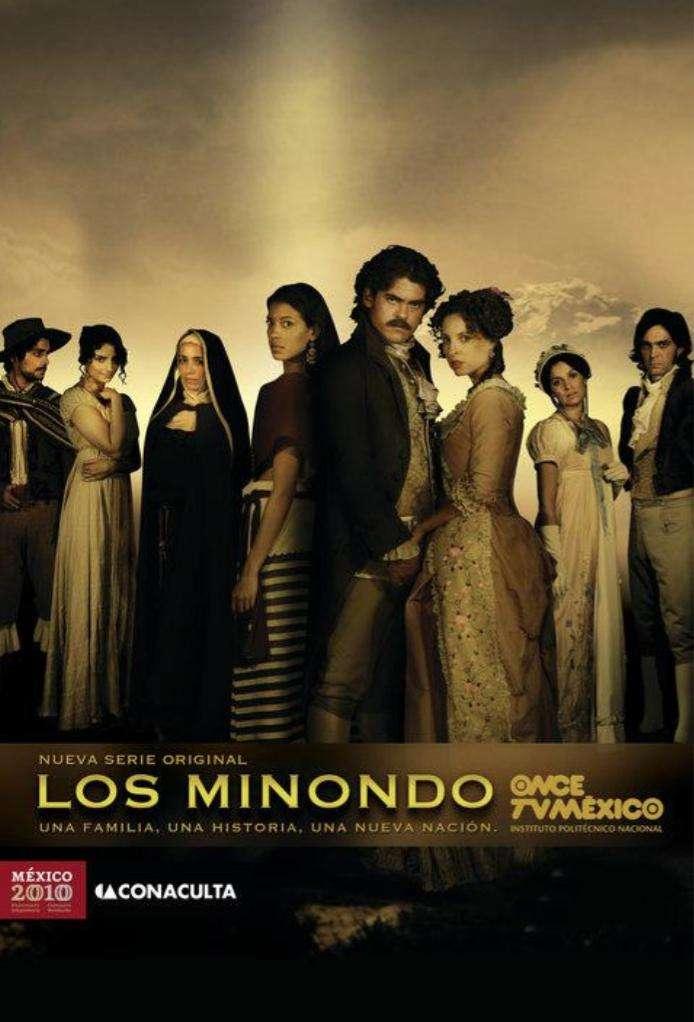Los Minondo kapak