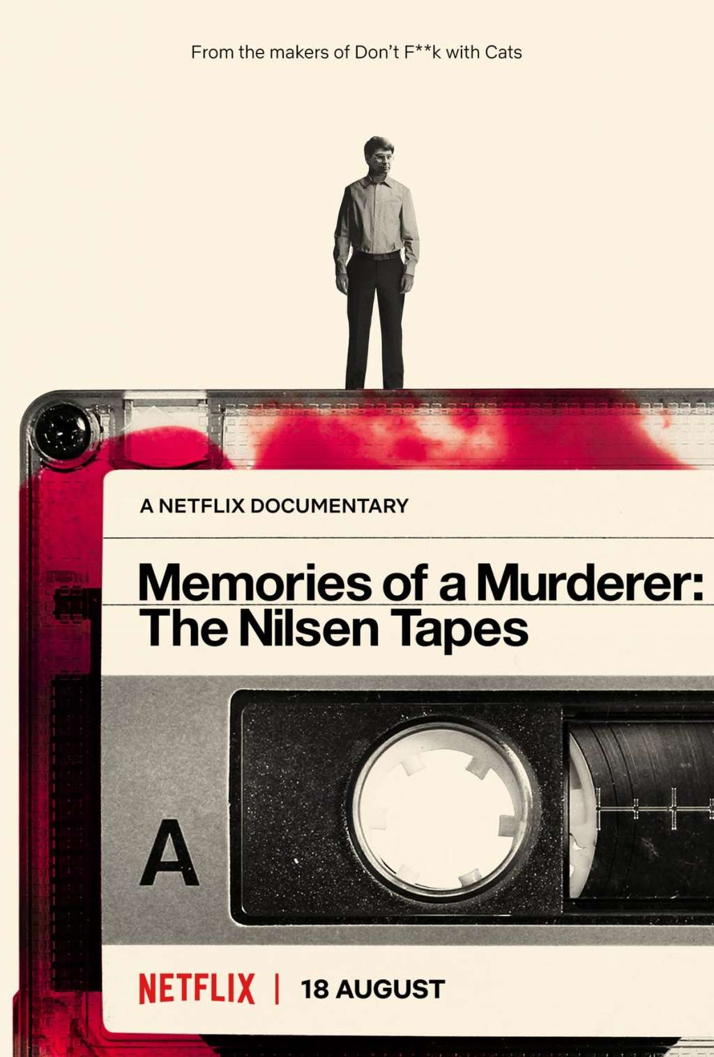 Memories of a Murderer: The Nilsen Tapes kapak