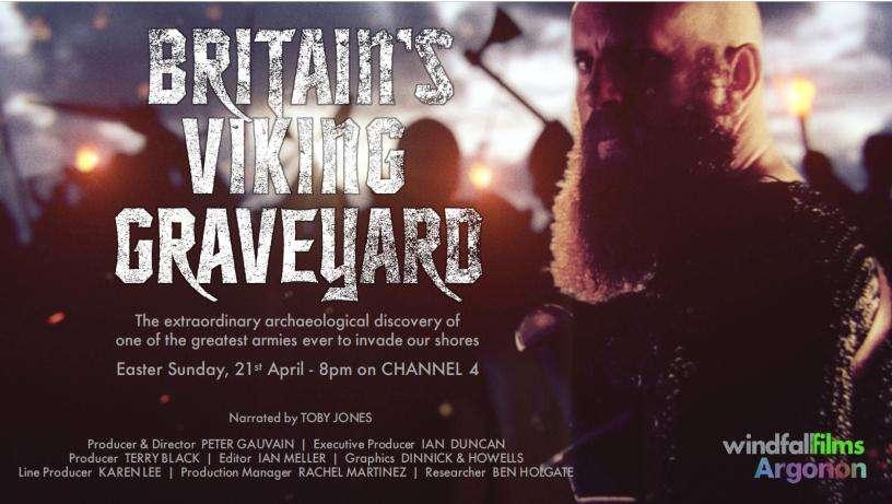 Britain's Viking Graveyard kapak