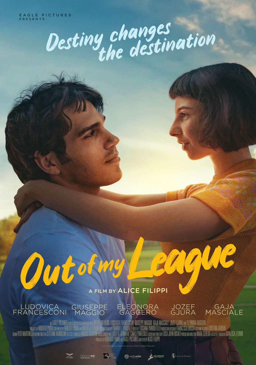 Out of My League kapak