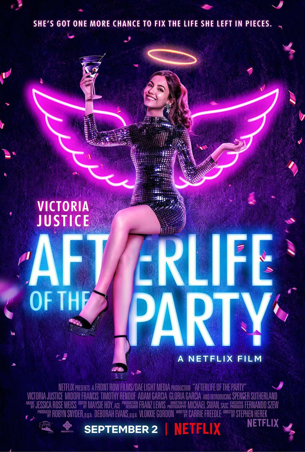 Afterlife of the Party kapak