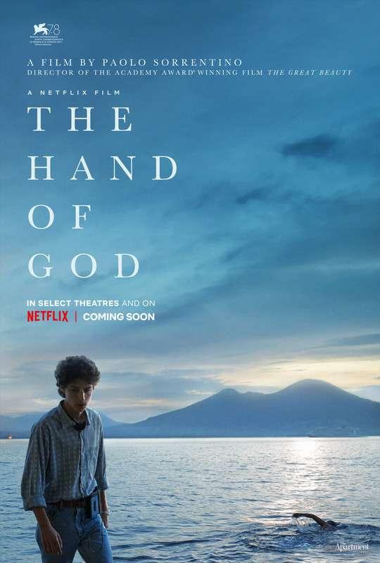 The Hand of God kapak