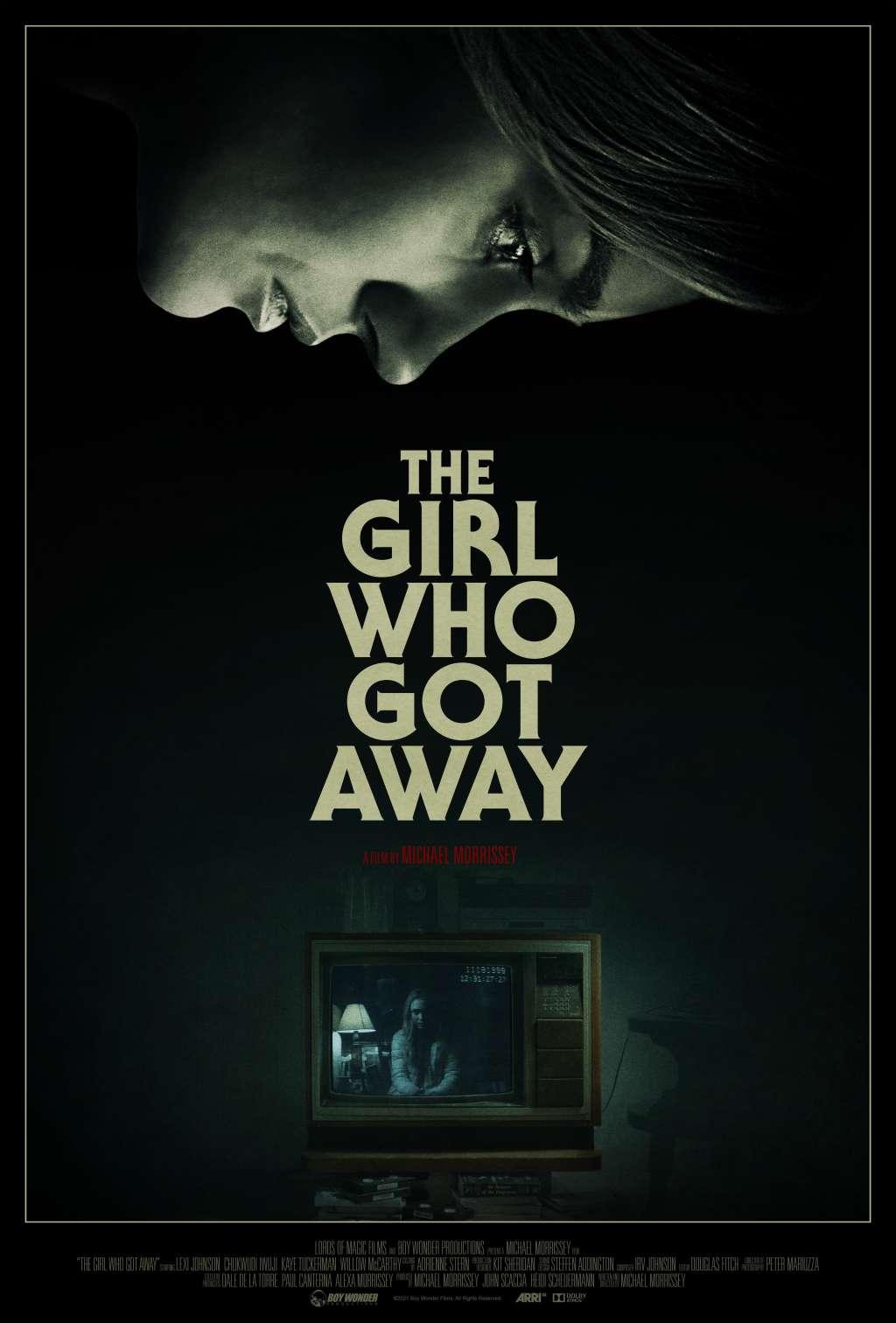 The Girl Who Got Away kapak