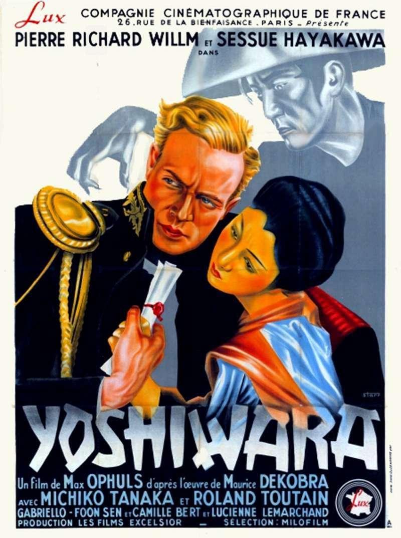 Yoshiwara kapak