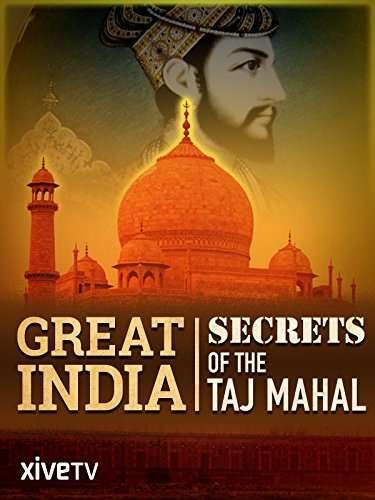Secrets of the Taj Mahal kapak