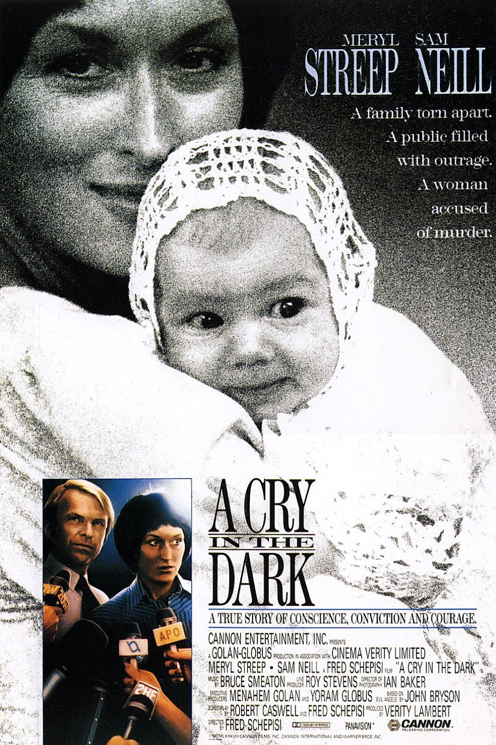 A Cry in the Dark kapak