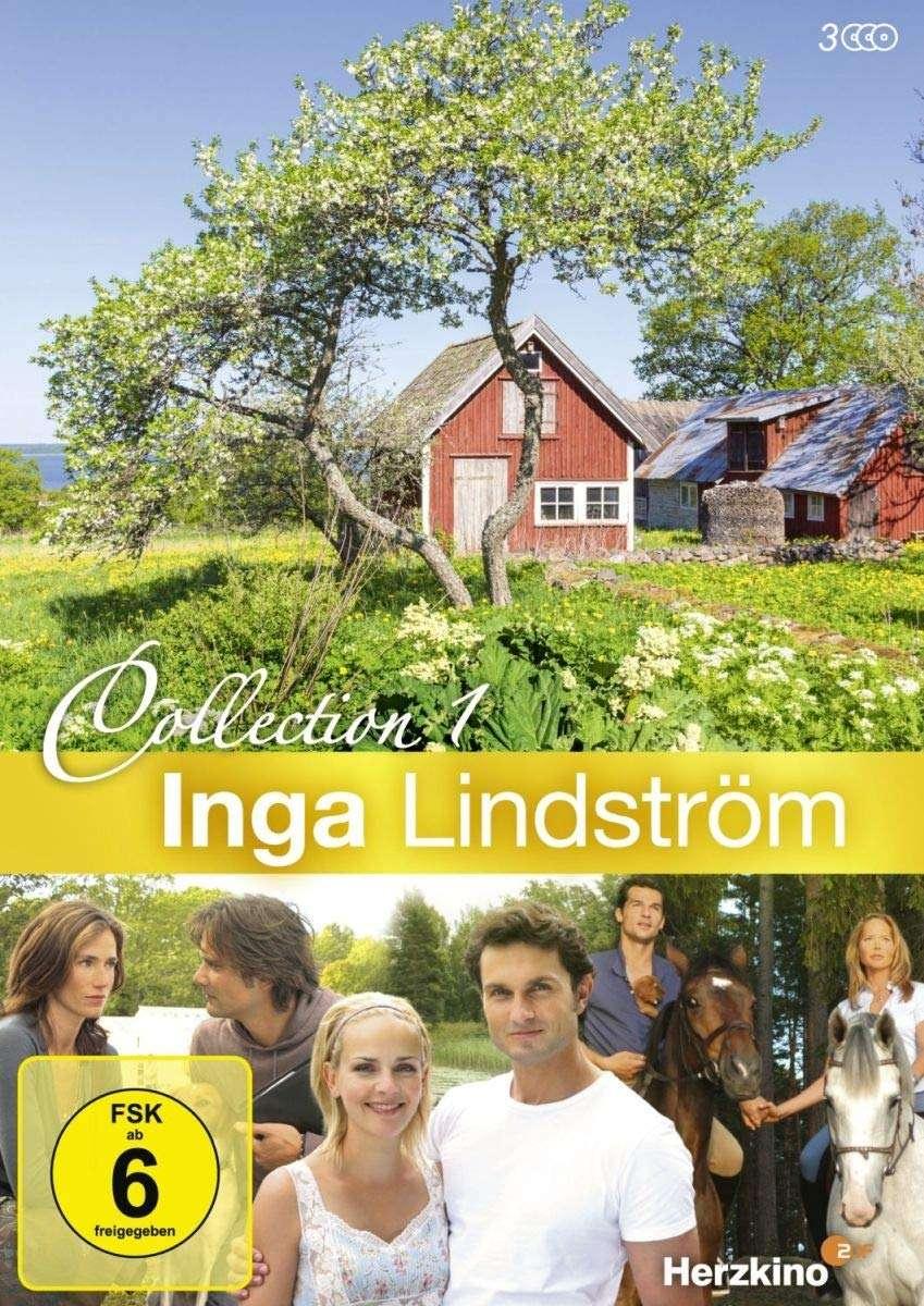 Inga Lindström kapak