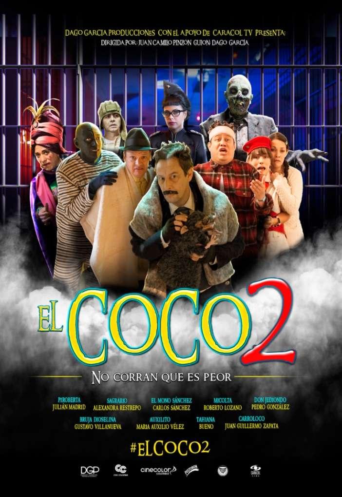 El Coco 2 kapak