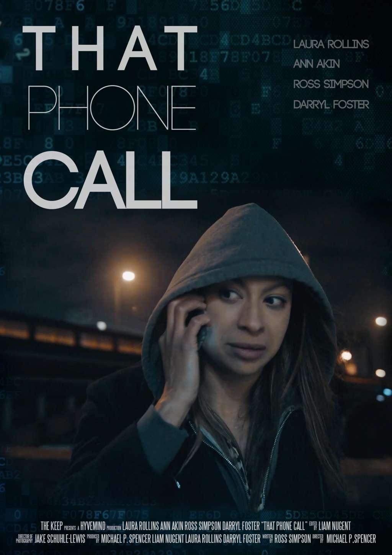 That Phone Call kapak