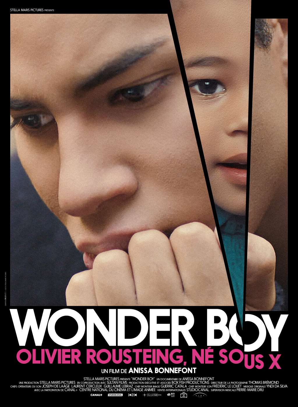 Wonder Boy kapak
