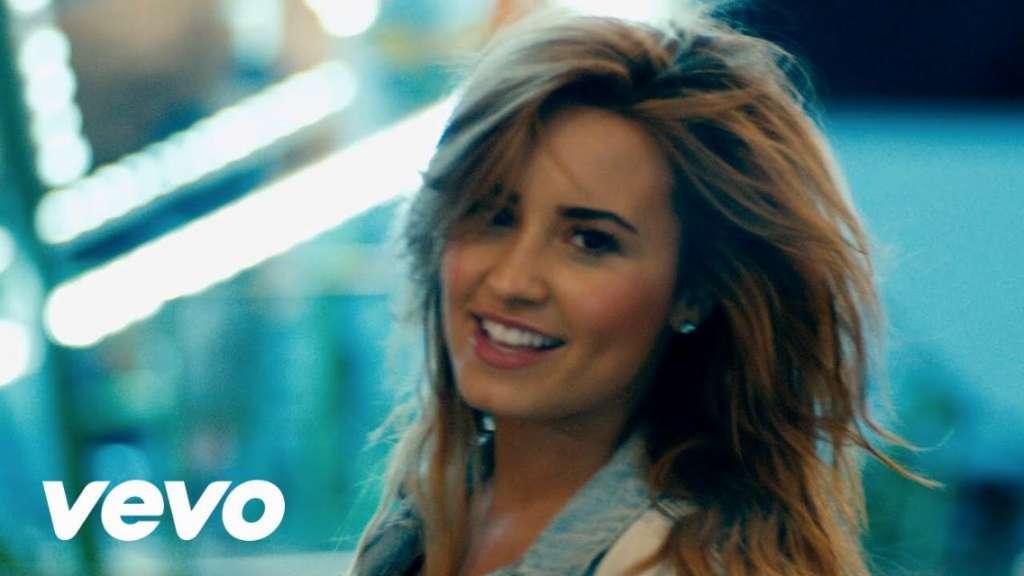 Demi Lovato: Made in the USA kapak