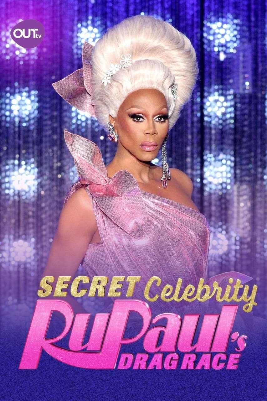 RuPaul's Secret Celebrity Drag Race kapak