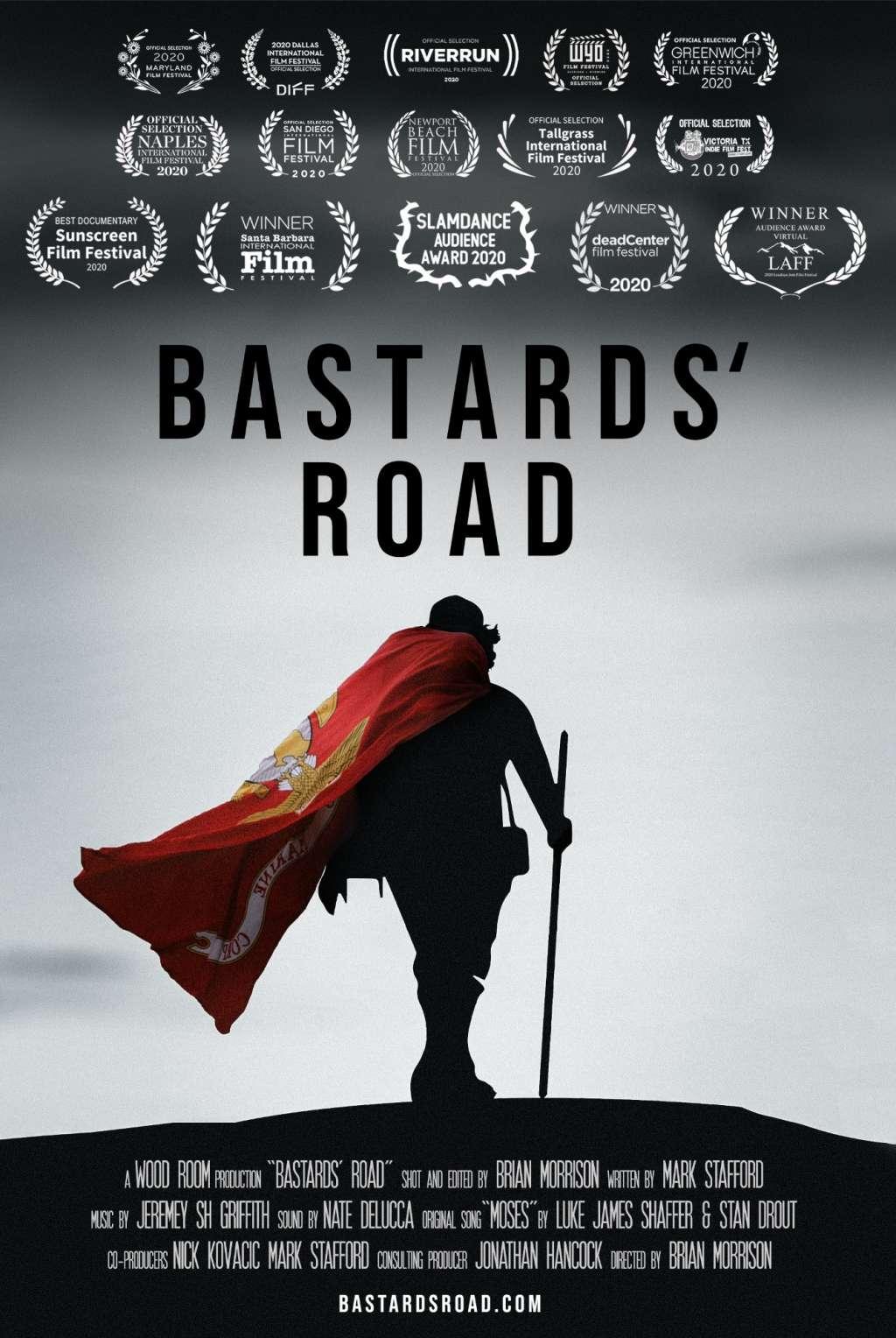 Bastards' Road kapak