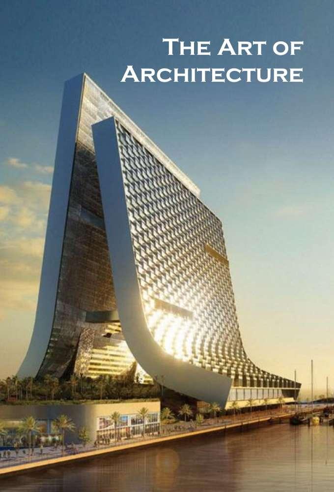 The Art of Architecture kapak