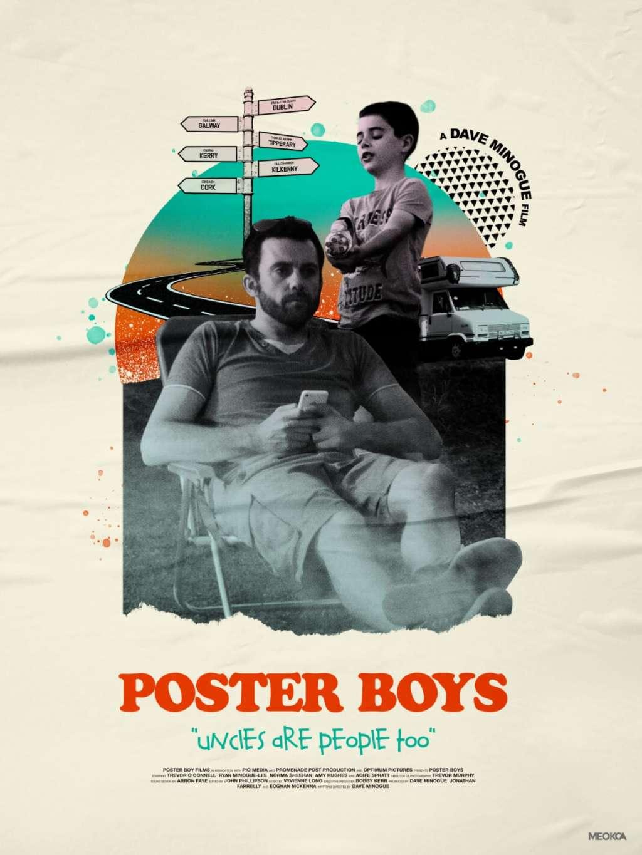 Poster Boys kapak