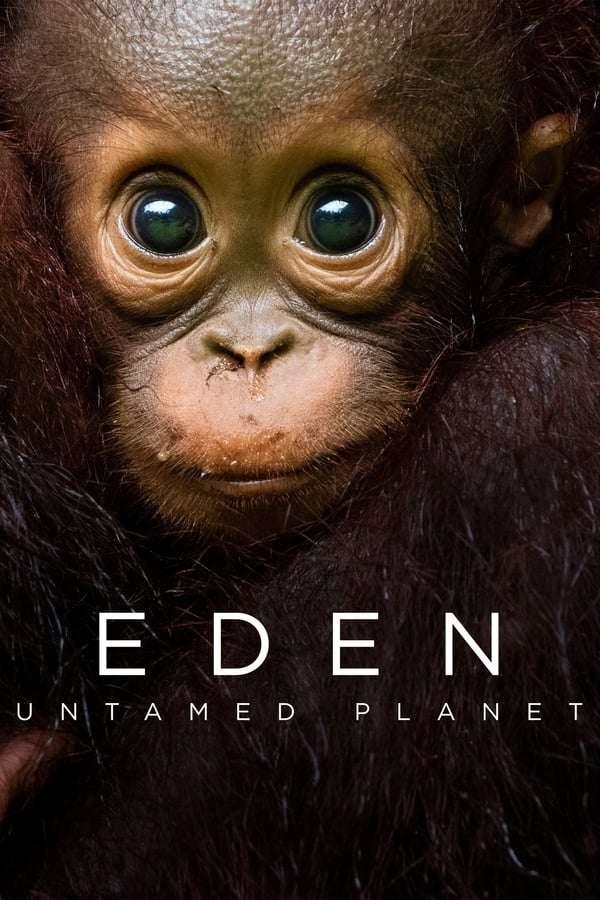 Eden: Untamed Planet kapak