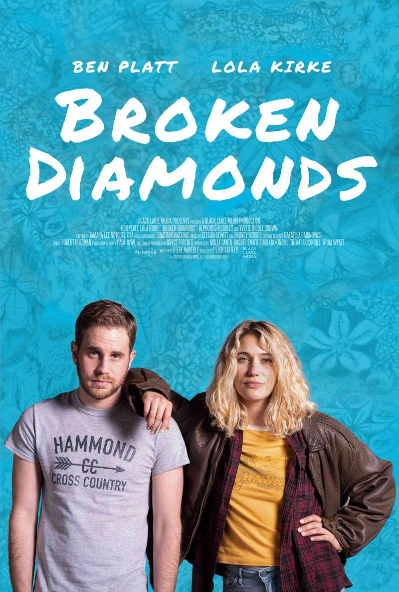 Broken Diamonds kapak