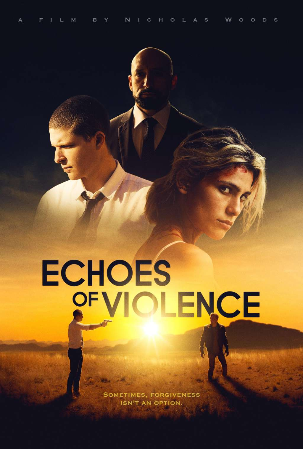 Echoes of Violence kapak