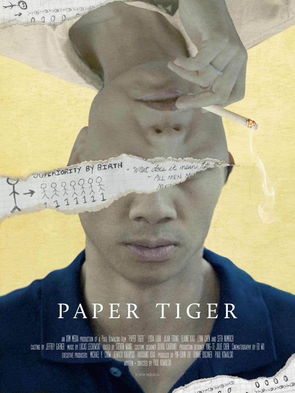 Paper Tiger kapak