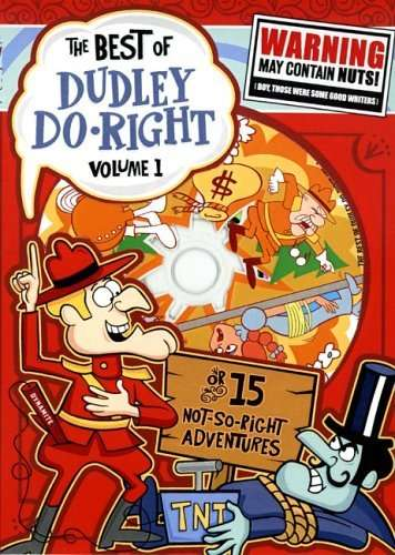 The Dudley Do-Right Show kapak