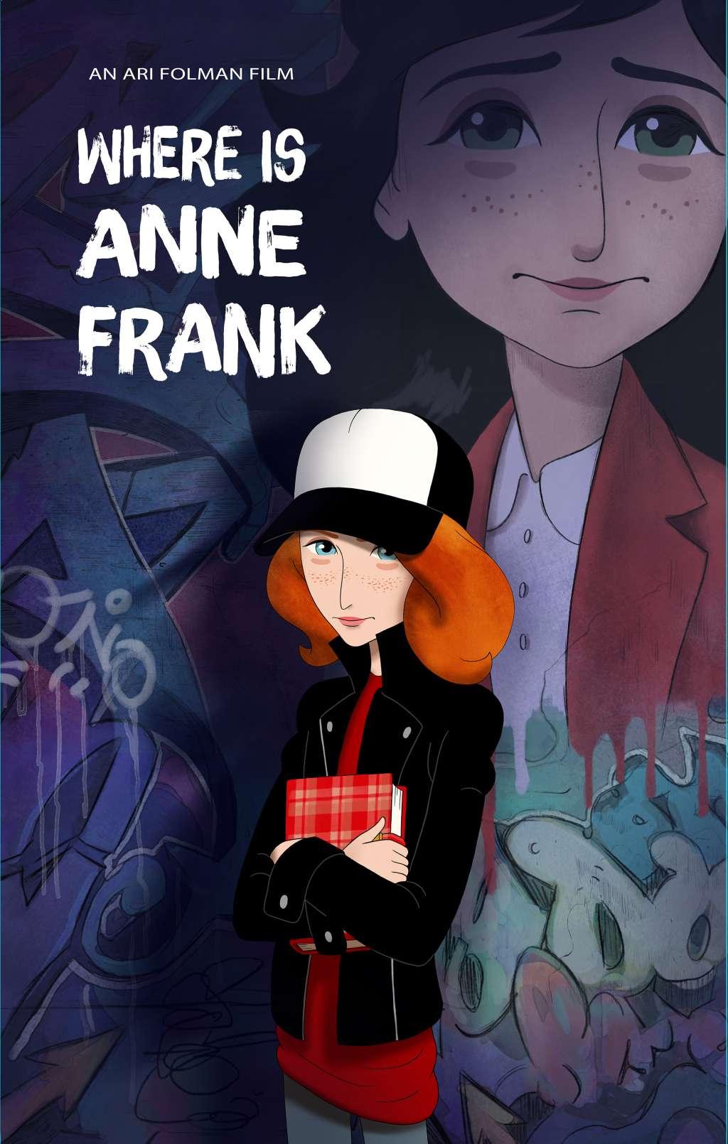 Where Is Anne Frank kapak