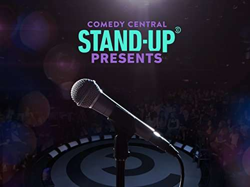 Comedy Central Stand-Up Presents kapak