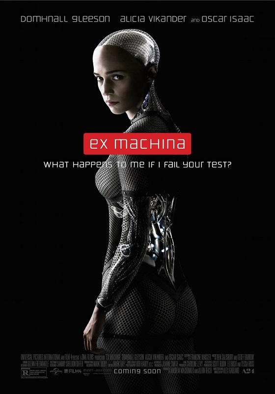 Ex Machina kapak