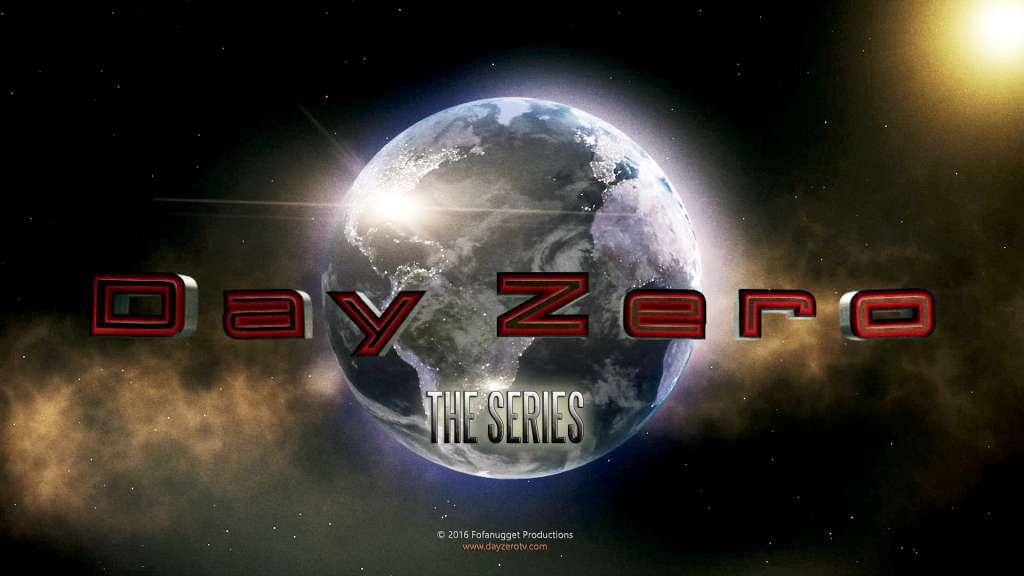 Day Zero: The Series kapak