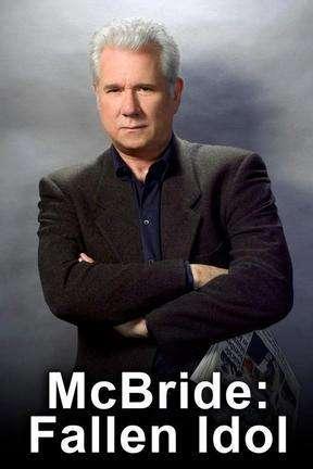 McBride: Fallen Idol kapak