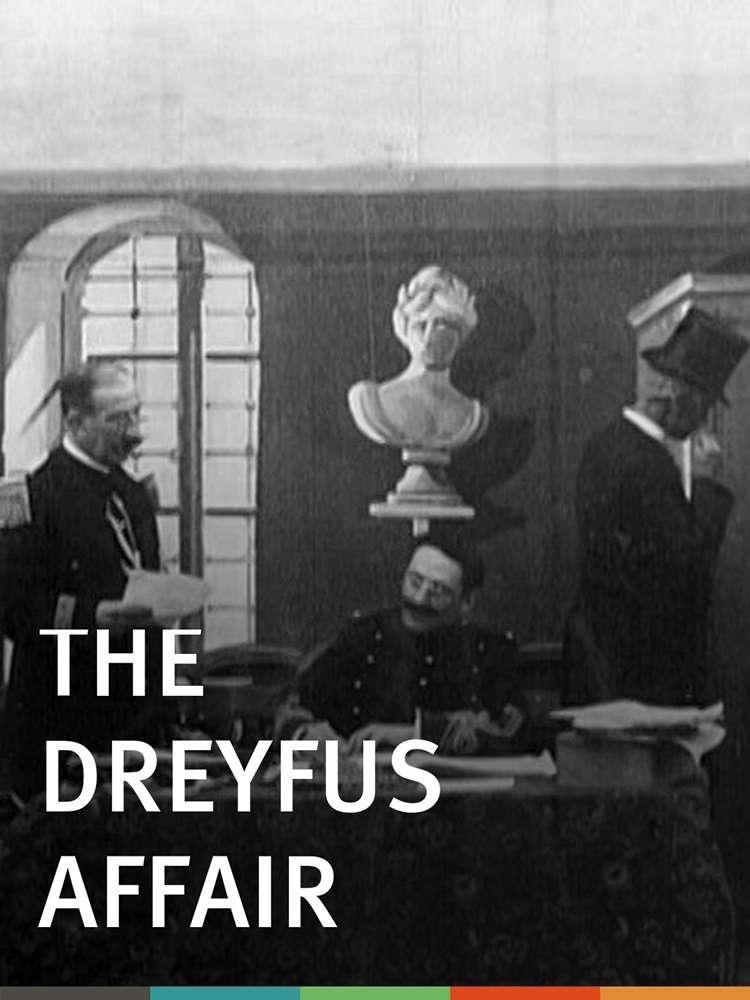 L'affaire Dreyfus kapak