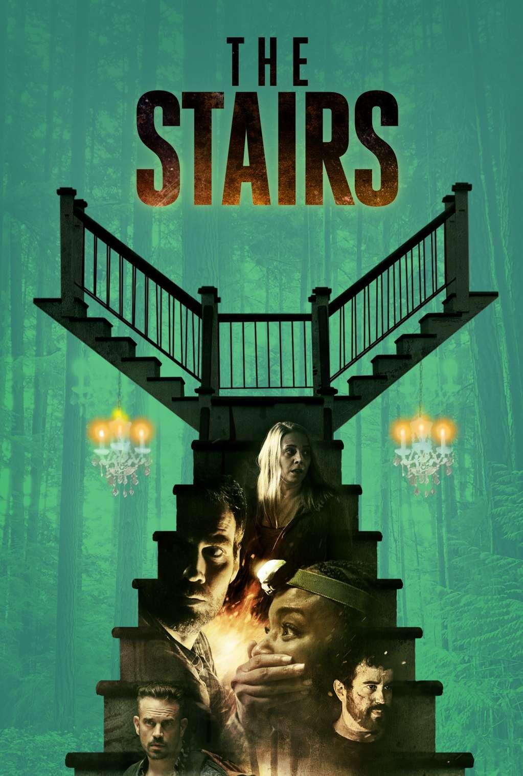 The Stairs kapak
