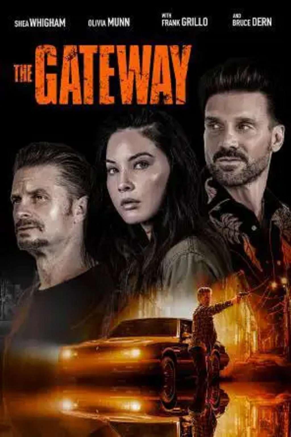 The Gateway kapak