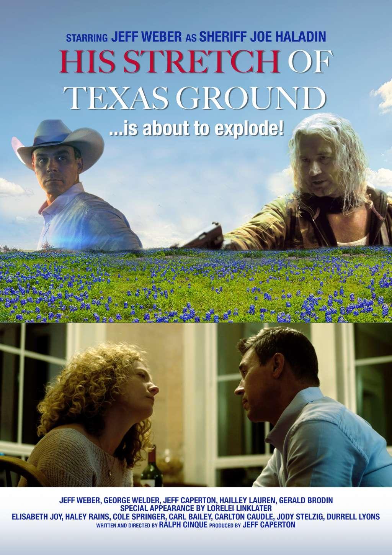 His Stretch of Texas Ground kapak