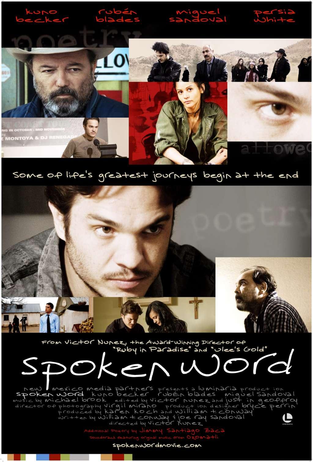 Spoken Word kapak