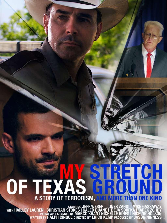 My Stretch of Texas Ground kapak